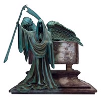 Harry Potter - Riddle Family Grave Monolith - 18 cm statue