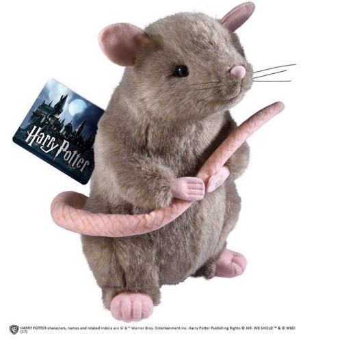 Image of Harry Potter, Bamse, Scabbers (0849421004132)