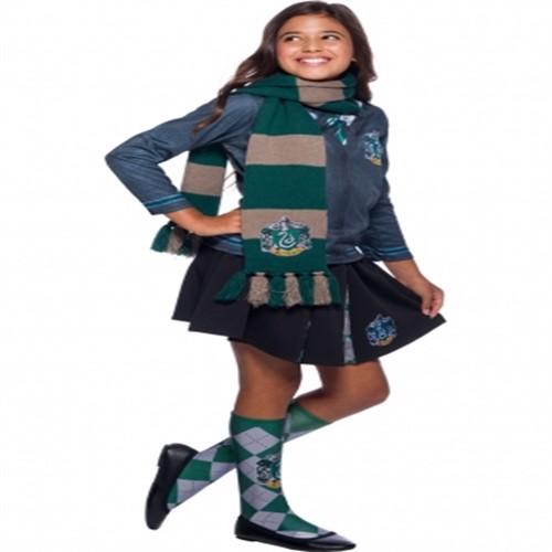 Image of Harry Potter Slytherin Deluxe Halstørklæde (082686390347)