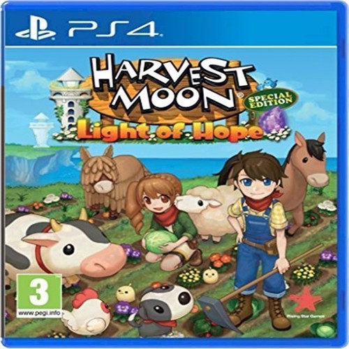 Image of Harvest Moon Light of Hope Special Edition - PS4 (5060102954965)