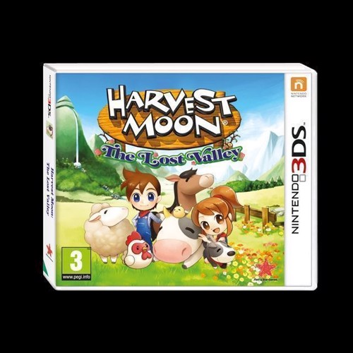 Image of Harvest Moon The Lost Valley - Nintendo 3Ds