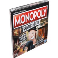 Hasbro Gaming  Monopoly  Cheaters Edition DKNO