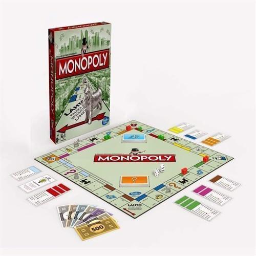 Image of Hasbro Monopoly Classic DK