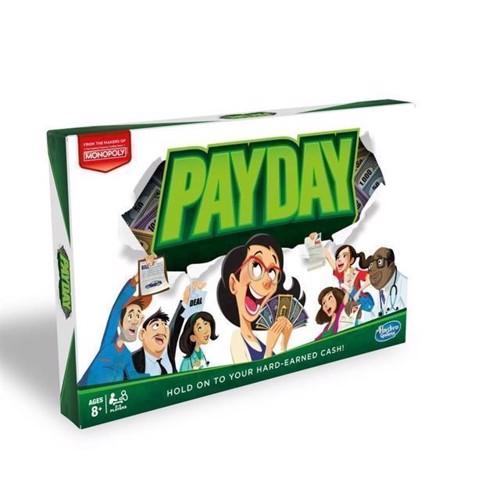 Image of Hasbro Monopoly lønningsdag DK