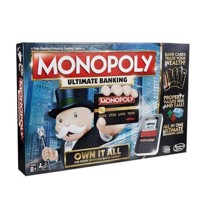 Hasbro  Monopoly Ultimate Banking DK