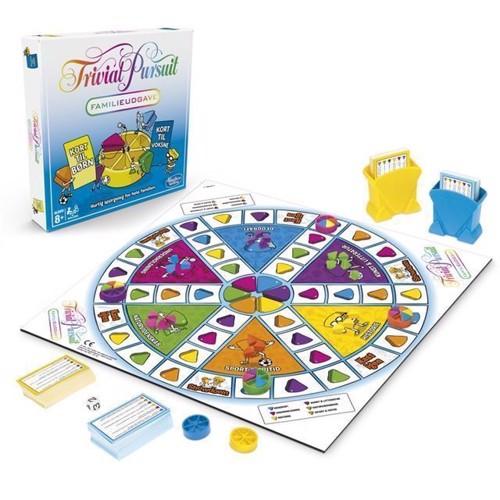 Image of Trivial Pursuit: Familieudgave (5010993569007)