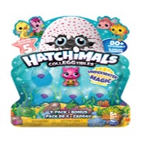 Hatchimals samle æg, season 5, 4 pak bonus