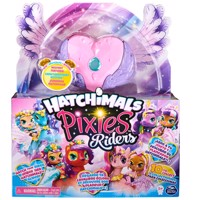 Hatchimals - Pixies Riders - Butterpuff