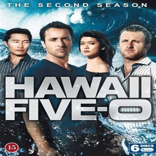 Image of Hawaii Five0 Sæson 2 Dvd (7332431039254)
