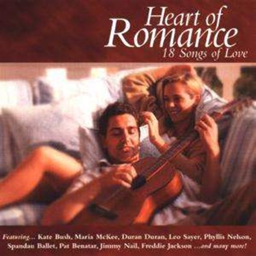 Image of Heart Of Romance (0724348889621)