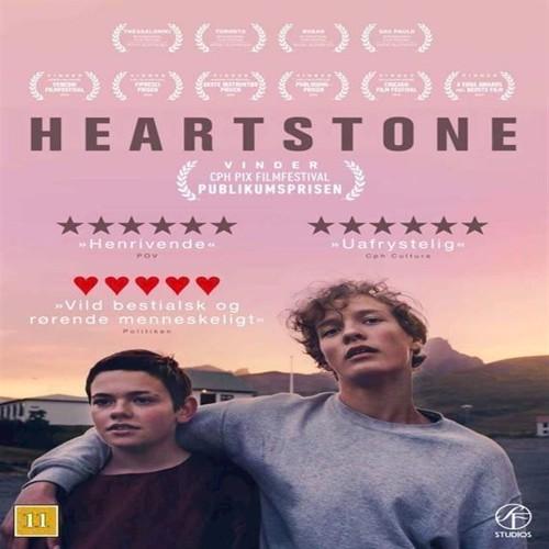 Image of Heartstone Søren Malling DVD (7333018009028)