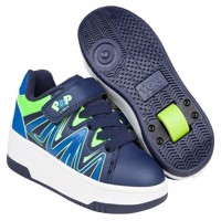 Heelys - Burst - Navy/Royal/Lime - Str. 32 (POP-B1W-0009)