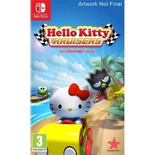 Image of   Hello Kitty Kruisers