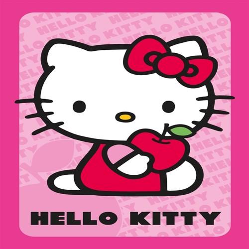 Image of Hello Kitty Børnetæppe 133X95