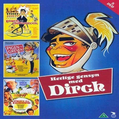 Image of   Herlige Gensyn Med Dirch Dvd