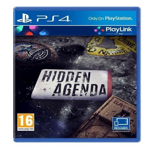 Image of Hidden Agenda (Nordic) - PS4 (0711719935766)