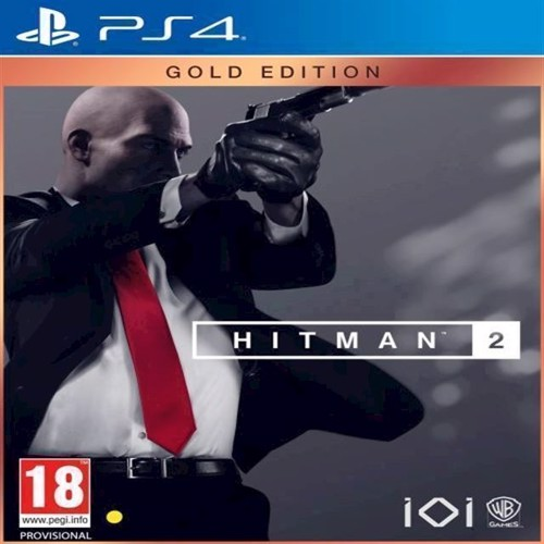Image of Hitman 2 (Gold Edition) - PS4 (5051895411643)