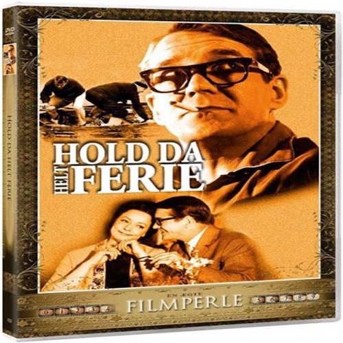 Image of Hold Da Helt Ferie - DVD (5709165075827)