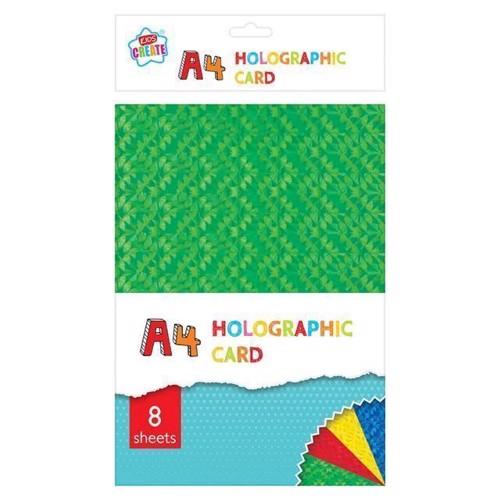 Image of Glimrende Papir Holographic, 8stk