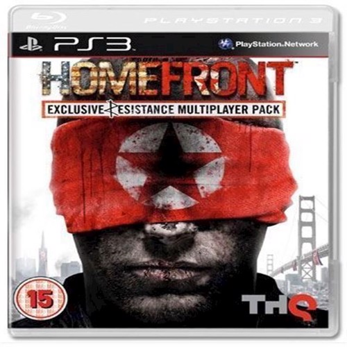 Image of   Homefront Resist Edition - PS3