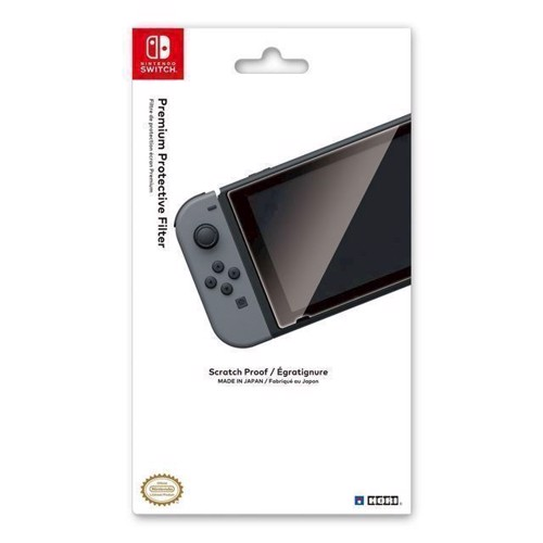 Image of   HORI Nintendo Switch Premium Screen Protective Filter