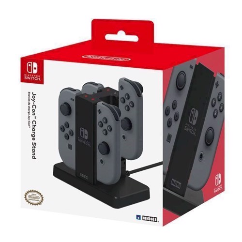 Image of   HORI Officially Licensed JoyCon Charge Cradle