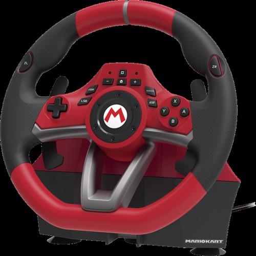 Image of Hori - Switch Mario Kart Racing Wheel Pro Deluxe - Nintendo Switch (0873124008616)