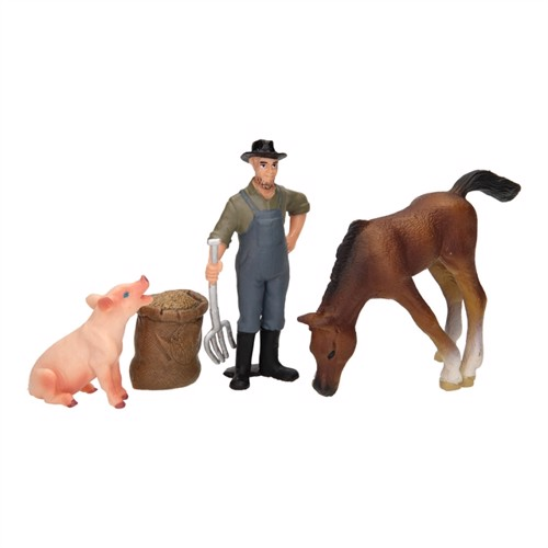 Image of Horse Playset - Set A (3800966023016)
