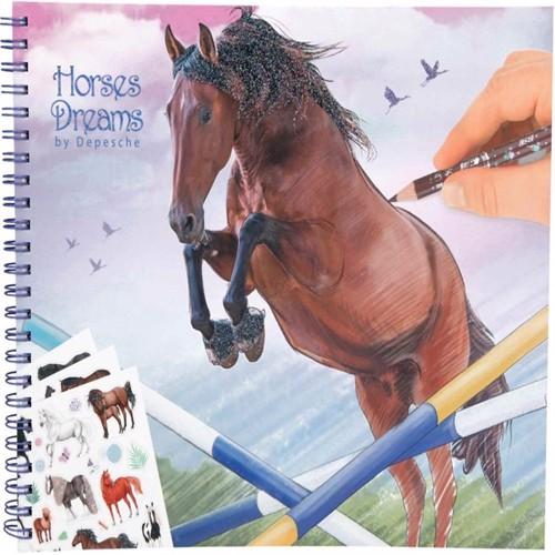 Image of Horses dream - malebog (4010070390563)