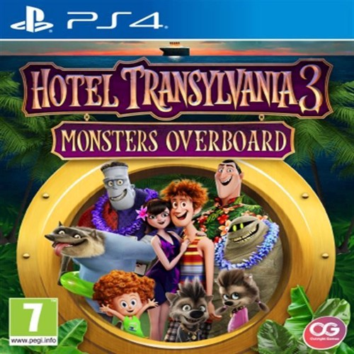Image of   Hotel Transylvania 3 Monsters Overboard