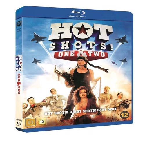 Image of Hot Shots 1 and 2 Boxset Blu-ray (7340112735005)