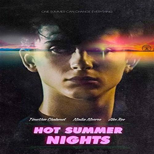 Image of Hot Summer Nights - Blu Ray (5053083212513)