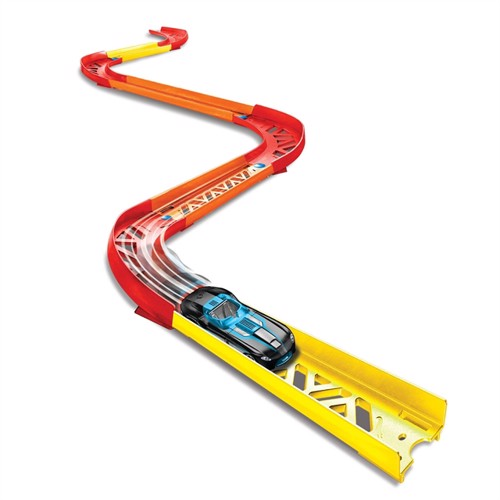 Image of Hot Wheels Track Builder - Premium Bend Set (0887961836721)