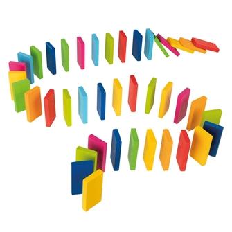 Image of Wooden Domino Rainbow, (4013594587600)