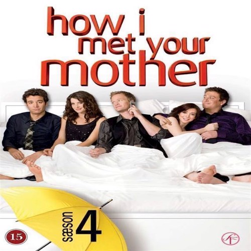 How I Met Your Mother Sæson 4 3disc  Dvd