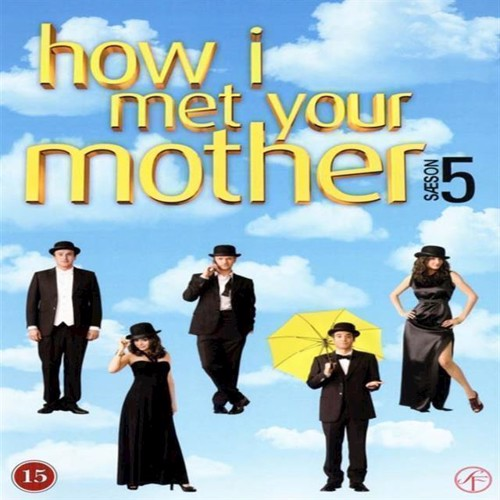 How I Met Your Mother Sæson 5 3disc  Dvd