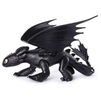 How To Train Your Dragon  Basic Dragon  Toothless (6045118A)