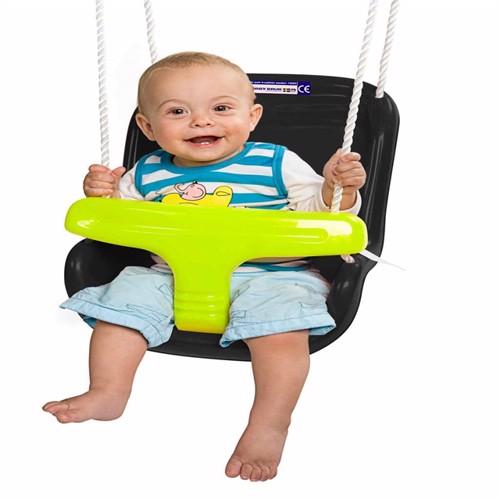 Image of Hörby Bruk Babygynge Eksklusiv Sort