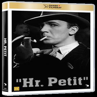 Image of Hr. Petit - DVD (5708758704540)