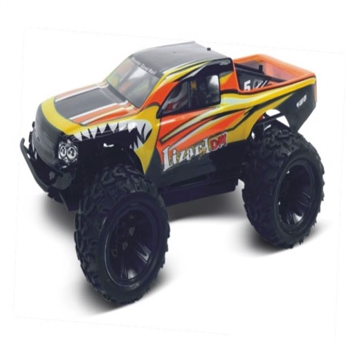 Hsp 1:18 4Wd Monstertruck 2.4G, Orange