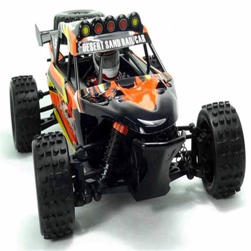 Image of Hsp 1:18 Pro Brushless 4Wd, Dunebuggy 2.4G, Orange