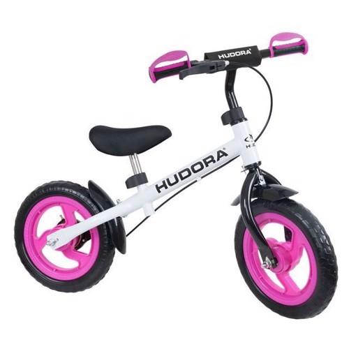 Image of Hudora, Balance Cykel, Lyserød