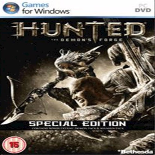 Image of Hunted The Demons Forge Special Edition - PC (0093155142671)