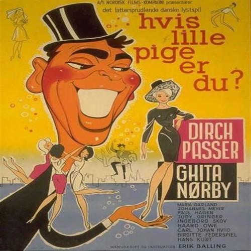 Image of Hvis lille pige er du DVD (5708758666039)