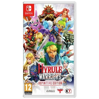 Image of   Hyrule Warriors Definitive Edition