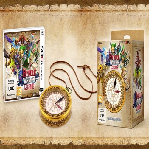 Image of Hyrule Warriors Legends Limited Edition - Nintendo 3Ds