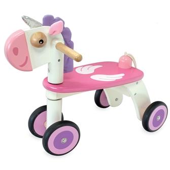 Image of I'm Toy balance bike Unicorn (8850714877809)
