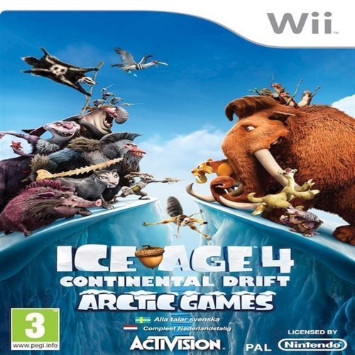 Image of Ice Age Continental Drift - Wii
