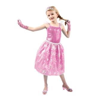 Image of Isprinsesse kjole 3-7 år (8712916073536)