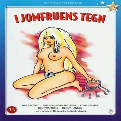Image of   I jomfruens tegn DVD